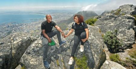 Table Mountain's lucky 25 millionth visitor